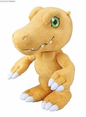 Stuffed Collection Digimon Adventure 數碼寶貝 大冒險 Agumon 亞古獸 布偶.