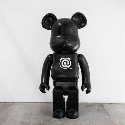 【車庫服飾】Bearbrick 1000%  FIRST 300LTD Raffle Draw RARE 粗品 熊