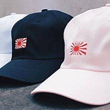 { POISON } KYOTO STREET KYOTO JAPAN LIFE CAP 日章旗刺繡 彎延老帽 玖壹壹