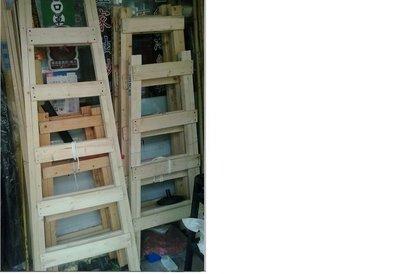 木梯 木樓梯 油漆梯 A字梯 ~6尺~我最便宜 附發票~ecgo五金百貨