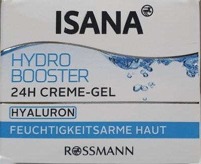 德國 ISANA 24H Hydro Booster creme-gel 24小時水凝霜
