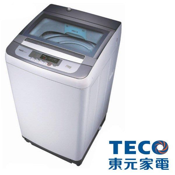TECO 東元 10公斤 FUZZY 人工智慧 定頻 單槽 洗衣機 ( W1038FW ) ...$7800