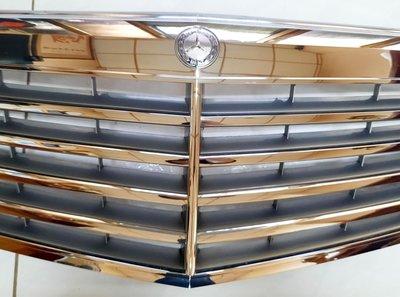 BENZ E CLEASE  W212 原廠水箱罩 水箱護罩 完整無斷腳
