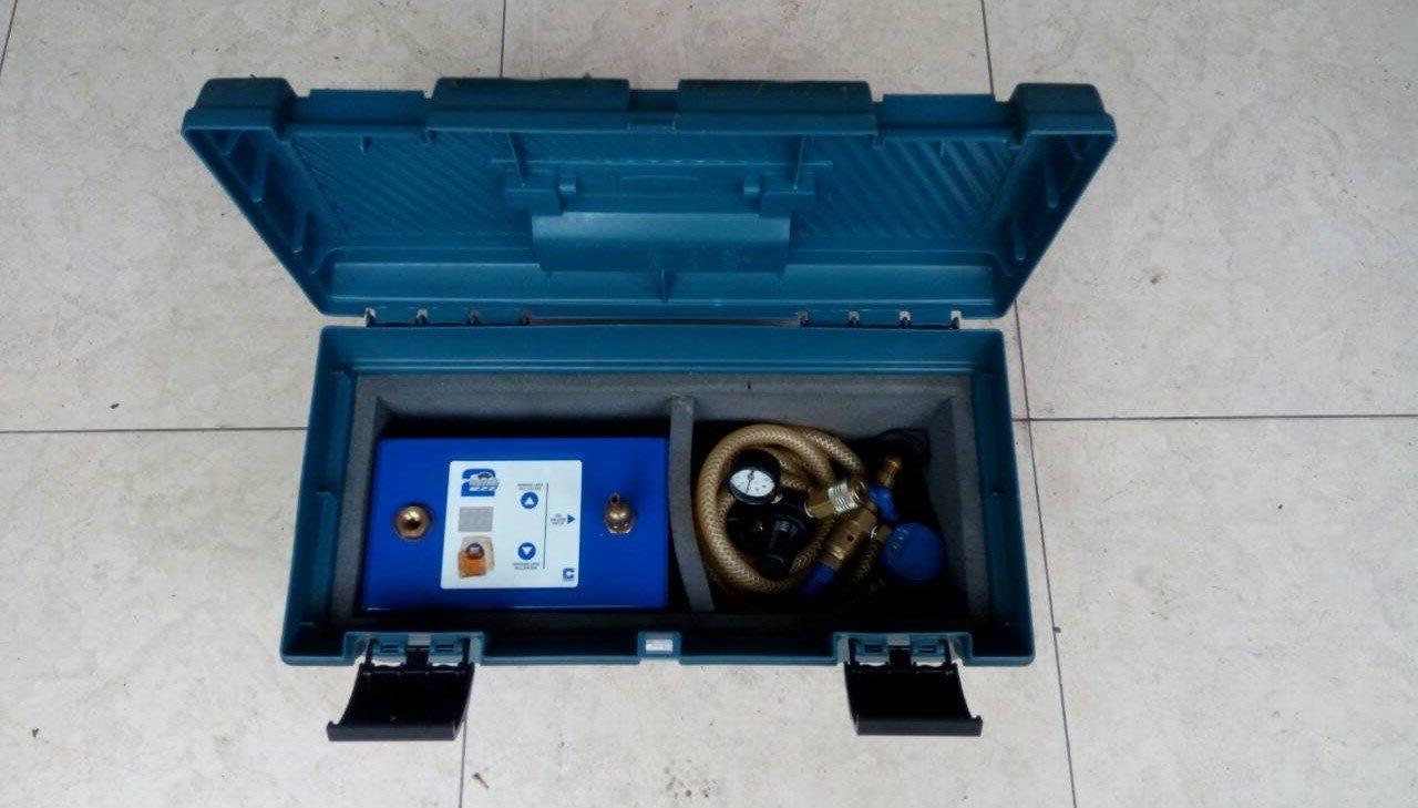 吹氣球定量器/二手出清/8成新/美國Conwin/氣球定量器/打氣機,需接氣瓶才可使用