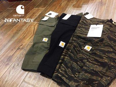 【紐約范特西】 Carhartt WIP Aviation SHORT 口袋工作短褲 Shorts I009758
