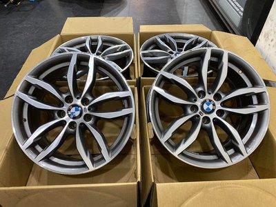 BMW F25 X3 F26 X4 原廠622M 19吋前後配鋁圈.X3 X4 F10 F11 F01 F02