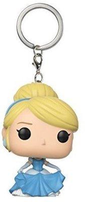 預購 美國帶回 FUNKO POP DISNEY Cinderella 正品 迪士尼 灰姑娘 仙杜瑞拉 鑰匙圈