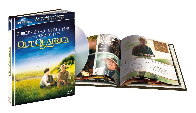 【BD藍光】遠離非洲:環球影業100周年書本紀念版Out of Africa 梅莉史翠普 勞勃瑞福