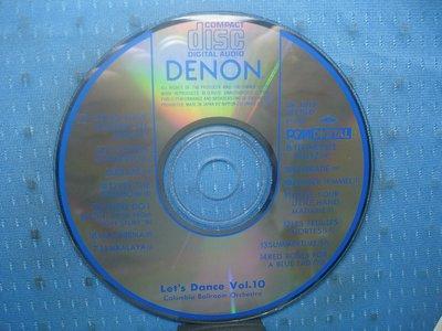 [無殼光碟]IM DENON Let's Dance Vol. 10  無ifpi MADE IN JAPAN