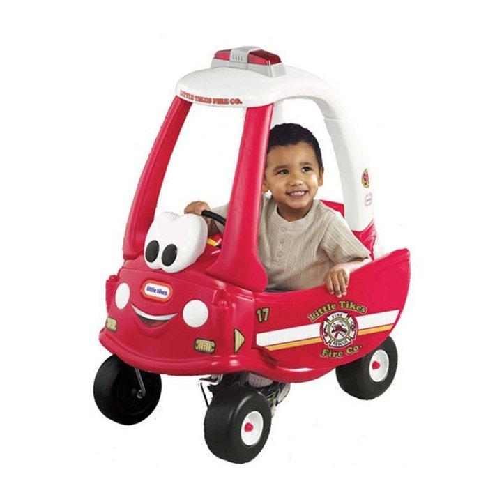 感統家族購物網__美國品牌Little Tikes 消防警車
