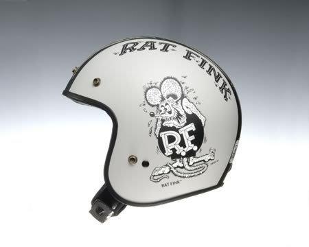 (I LOVE樂多)(絕版全新)(逸品)SHOEI x RAT FINK rf Pinstripe 聯名安全帽SG