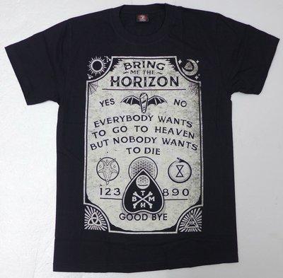 【Mr.17】Bring Me The Horizon BMTH Hospital For 短袖搖滾T恤 (H689)