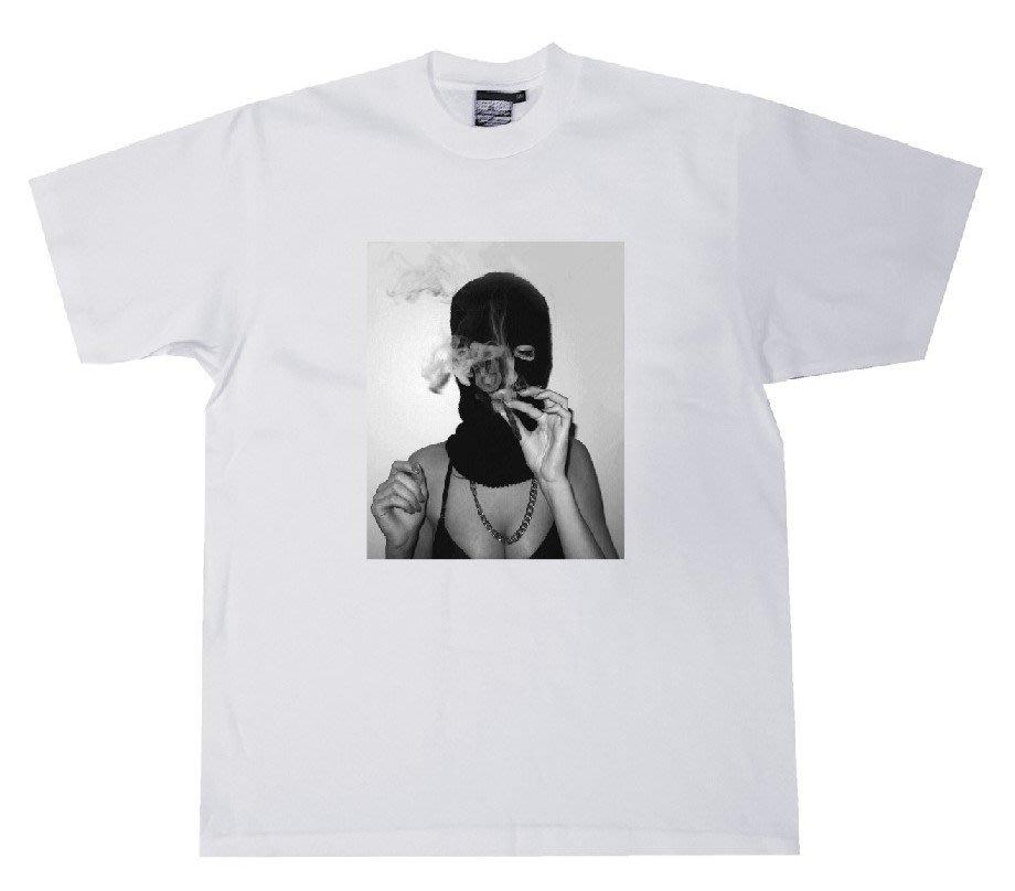 Cover Taiwan 官方直營 Chicano 西岸 老墨 嘻哈 情色 短袖 短Tee 短T 黑色 白色 (預購)