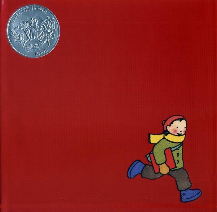 *小貝比的家*THE RED BOOK (紅色的書) /精裝/3~6歲