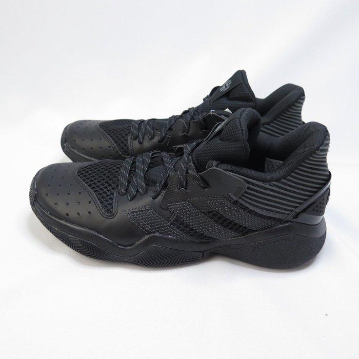 ADIDAS HARDEN STEPBACK 男款 籃球鞋 公司貨 FW8487 全黑【iSport愛運動】