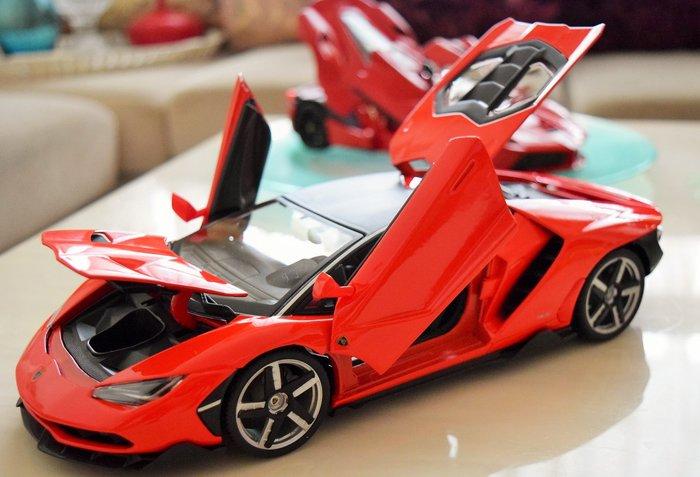 {車界模王} Lamborghini首發結合創新設計與前瞻技術的極致限量超跑 Centenario 全球限量20輛