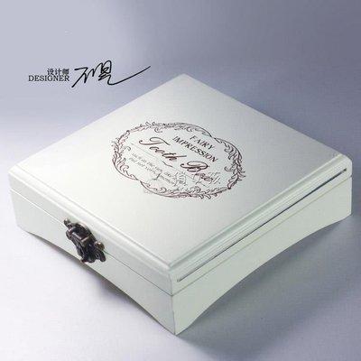 日和生活館 乳牙盒原創紀念盒男孩女孩乳牙盒兒童牙齒收藏盒臍帶收藏盒胎毛盒S686