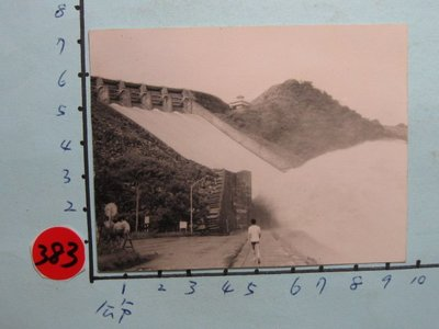 石門水庫,古董黑白,照片,相片
