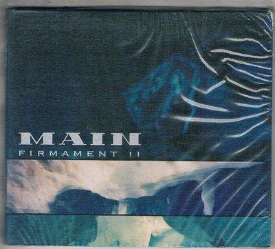[鑫隆音樂]西洋CD-Main:Firmament  II  { BBQCD168 }  全新/免競標