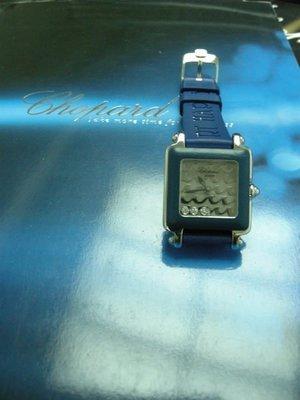 CHOPARD  蕭邦女粧時尚新款/ 快樂鑽錶 品相很美