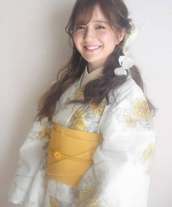 02日本新款傳統正裝和服浴衣 日系復古攝影寫真服裝YUKATA棉