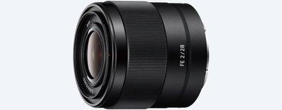 【台中 明昌攝影器材出租 】 SONY FE 28mm F2 定焦鏡頭 A7R3 A9 相機出租 鏡頭出租 台中市