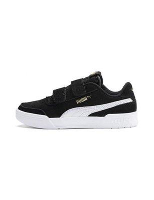 Puma 中童運動休閒鞋 黑色 37099101