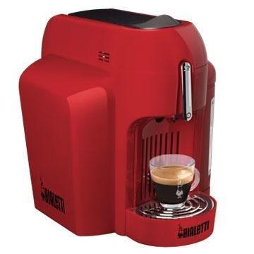 Bialetti 義式膠囊咖啡機 法拉利紅