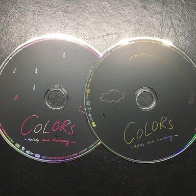 東方神起 Wikipedia Colors (Melody and Harmony) / Shelter