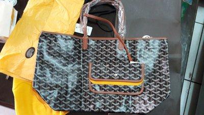 Goyard St. Louis shopping Bag PM  GM