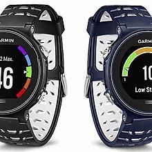 Garmin Watch 735 代用雙色錶帶 (送玻璃貼一張)