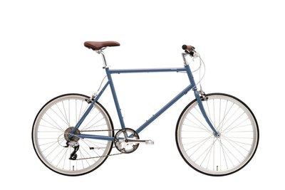[Spun Shop] Tokyobike CS 26 - 消光藍灰色 日本城市休閒自行車