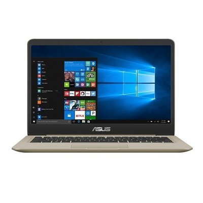 華碩 ASUS S410UA-0261A8250U 金 14吋/i5-8250U/256G SSD/窄邊框