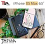 iPhone XS Max 6.5吋 迪士尼 軍規防撞 插卡...