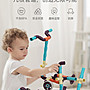 積木城堡 迷你廚房 早教益智兒童管道拼插積木 1-3-6周歲男孩女寶寶積木拼裝玩具益智