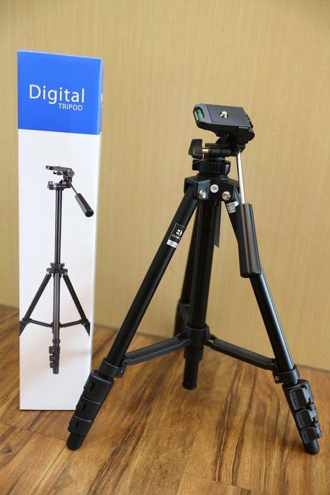 【日產旗艦】BENRO 百諾 T560 扳扣式 送手機夾 手機 相機 微單眼 攝影機 自拍三腳架 輕便三腳架 勝興公司貨