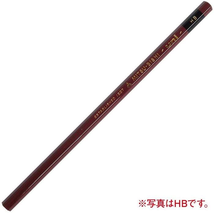 現貨+免運 三菱鉛筆 MITSUBISHI UNI 鉛筆 六角軸 H/2H 單支入 TAKI MAMA日本代購