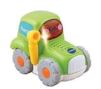 【小糖雜貨舖】英國 Vtech 嘟嘟車系列 - 綠跑車