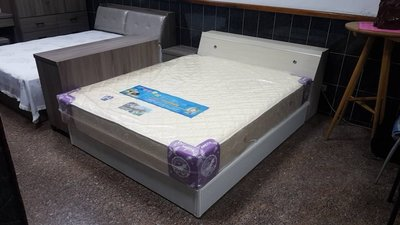 台灣製造 工廠在屏東市 5尺*6.2尺(150cm*186cm)民宿訂製品2.4mm獨立筒床墊 屏東市 廣新家具行