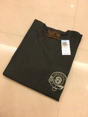 全新 Saint Of Rock 11 collection SOR 1st Battalion Long V TEE