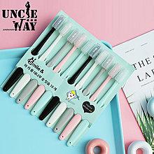 韓式馬卡龍色牙刷 軟毛牙刷 成人牙刷 牙刷 口腔清潔 個人衛生 10支袋裝【H0334】