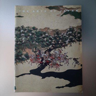 【快樂書屋】紐約大都會藝術博物館1987英文書刊期刊-The Arts of Japan