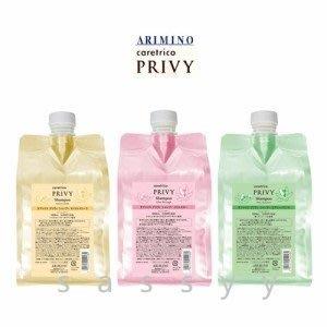 ARIMINO PRIVY 洗髮精 1000ml 光澤感 滑順感 空氣感