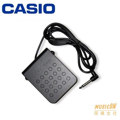 【民揚樂器】卡西歐原廠 CASIO SP-3 延音踏板 電鋼琴 電子琴 鍵盤專用 高雄市