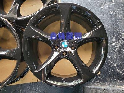 19吋BMW原廠鋁圈~全亮黑式樣~E46.E87.E88.F20.E90.E91.E92.E93.X1.X3.Z3.Z4