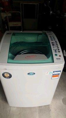 三洋15公斤變頻DC洗衣機4500保固