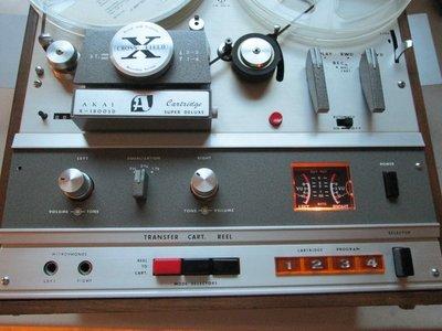 Akai X-1800SD Reel to Reel Tape Deck