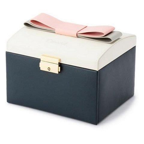 Ariel Wish日本Afternoon Tea副牌cocoonist立體蝴蝶結珠寶盒收納盒飾品盒首飾盒-最後絕版品L
