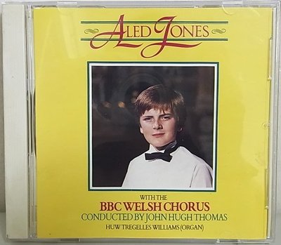 J3366  亞雷德瓊斯 ALED JONES   1985年BBC /  WELSH CHORUS