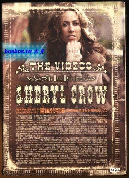 ◎全新DVD!女性搖滾代言人-雪瑞兒可洛-SHERYL CROW-超級名曲精選-代表性的作品等14首